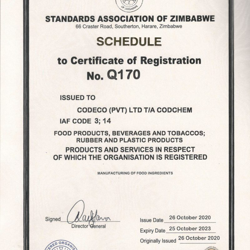 Codchem ISO Certificates-1